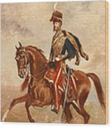 Lieutenant Colonel James Thomas Brudenell  Wood Print