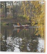 Lifeguard Wood Print