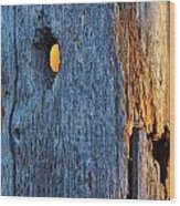 Light From Within Wood Print