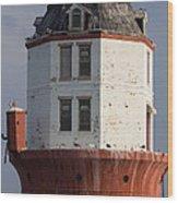 Lighthouse 1 Wood Print