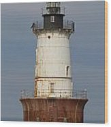 Lighthouse 3 Wood Print