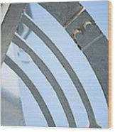 Lighthouse Abstract Wood Print