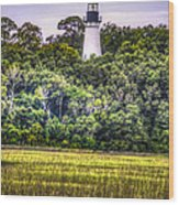 Lighthouse II Wood Print