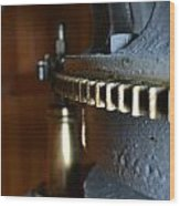 Lighthouse Mechanics Wood Print