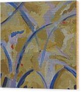 Trinity Wood Print