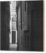 Light's Passage - Venice Wood Print