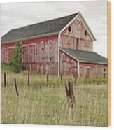 Ligonier Barn Wood Print