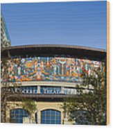 Lila Cockrell Theatre - San Antonio Wood Print