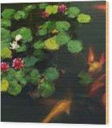 Lily 0147 - Neo Wood Print