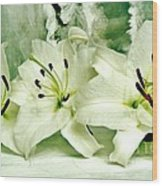 Lily Family Wood Print