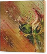 Lily My Lovely - S23ad Wood Print