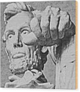 Lincoln - 3463charcoal 2 Hp Wood Print