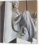 Lincoln II Wood Print