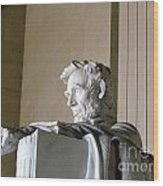 Lincoln IIi Wood Print