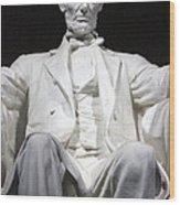 Lincoln1 Wood Print