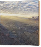 Lipon Point Sunset - Grand Canyon National Park - Arizona Wood Print