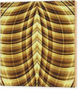 Liquid Gold 1 Wood Print