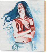 Lisa Wood Print