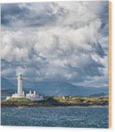 Lismore Lighthouse Wood Print