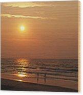 Litchfield Sunrise Wood Print