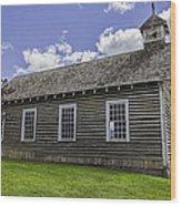 Little Church - World Mining Museum Wood Print