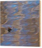 Little Navy - Santa Maria - Featured 2 Wood Print