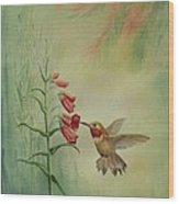 Little Rufous Wood Print