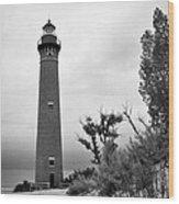 Little Sable Point Lighthouse IIi Wood Print