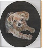 Little Susie Wood Print