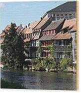 Little Venice - Bamberg - Germany Wood Print
