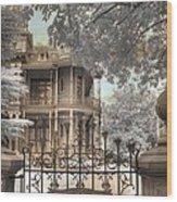 Littlefield Home Wood Print