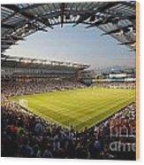 Livestrong Sporting Park Kansas City Wood Print