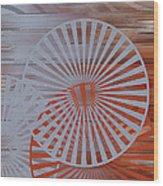 Living Spaces No 1 Wood Print
