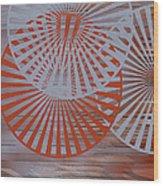 Living Spaces No 2 Wood Print