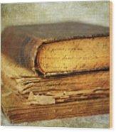Livres Wood Print