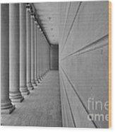 lLegion of Honor Museum  Wood Print