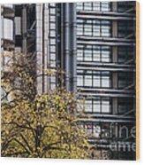 Lloyd's Of London 02 Wood Print
