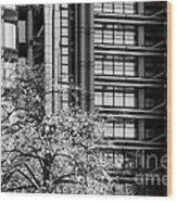 Lloyd's Of London 05 Wood Print
