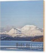 Loch Lomond 01 Wood Print
