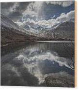 Lochan Urr Glen Etive Glencoe Scotland Wood Print