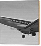 Lockheed Constellation 2 Wood Print