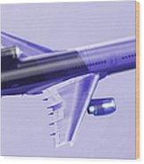 Lockheed L-1011 Tristar 2 Wood Print