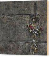 Locks Of Love Wood Print