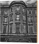 Loftus Hall Wood Print