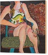 Lola Wood Print