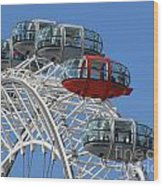 London Eye 5339 Wood Print