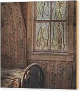 Lonely Room  Wood Print