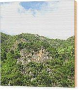 Long Boat Tour - Phi Phi Island - 011356 Wood Print
