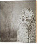 Long Gone Wood Print