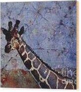 Long-neck Bottled Wood Print